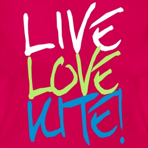 Live-Love-Kite! T-Shirts - Frauen T-Shirt