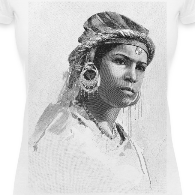Woman from Morocco - Girl- Col V