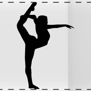 Yoga, Dancer, Gymnast Mugs & Drinkware - Panoramic Mug
