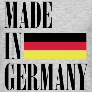 MADE IN GERMANY - Deutschland - Männer T-Shirt