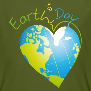 Tee shirt homme Earth Day - T-shirt bio Homme