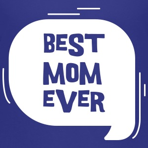 Best Mom Ever T-Shirts - Teenager Premium T-Shirt