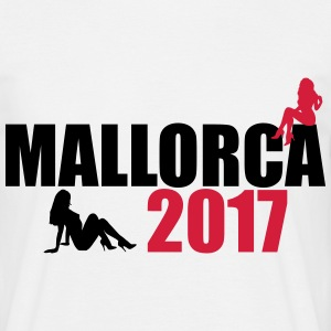 Mallorca Malle 2017 - Men's T-Shirt