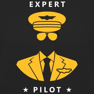Expert Pilot Sweat-shirts - Sweat-shirt à capuche unisexe