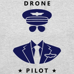 Drone Pilot Sweat-shirts - Sweat-shirt à capuche unisexe