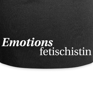 EmotionsfetischistIN Caps & Mützen - Jersey-Beanie