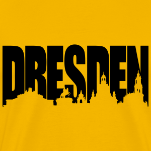 Dresden Skylineschatten