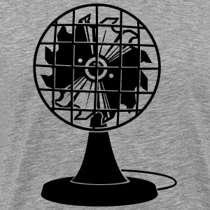 Kreissägeblatt Ventilator