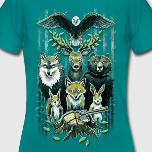 FoRest In Peace T-Shirts - Women's T-Shirt
