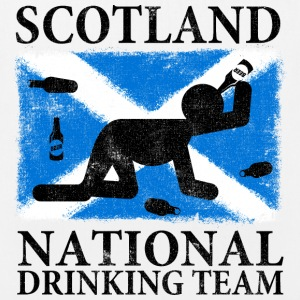 SCOTLAND NATIONAL DRINKING TEAM Bags & Backpacks - EarthPositive Tote Bag