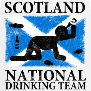SCOTLAND NATIONAL DRINKING TEAM  Aprons - Cooking Apron