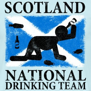 SCOTLAND NATIONAL DRINKING TEAM T-Shirts - Men's T-Shirt