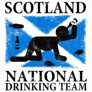 SCOTLAND NATIONAL DRINKING TEAM Caps & Hats - Trucker Cap