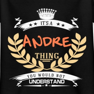 DAS ANDRE DING T-Shirts - Kinder T-Shirt
