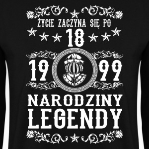 1999- 18 lat - Legendy - 2017 - PL Sweaters - Mannen sweater