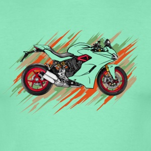 Motorcycle T-shirts - Mannen T-shirt