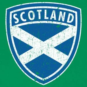 SCOTLAND USED EMBLEM T-Shirts - Men's Premium T-Shirt