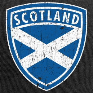 SCOTLAND USED EMBLEM Caps & Hats - Jersey Beanie