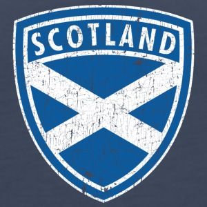 SCOTLAND USED EMBLEM Tops - Women's Premium Tank Top