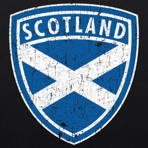 SCOTLAND USED EMBLEM Bags & Backpacks - EarthPositive Tote Bag
