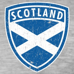 SCOTLAND USED EMBLEM T-Shirts - Men's Vintage T-Shirt