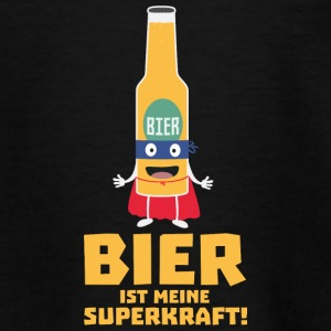 Bier ist meine Superkraft S188tx-DE T-Shirts - Teenager T-Shirt