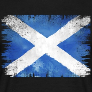 SCOT VINTAGE  FLAG  T-Shirts - Men's T-Shirt