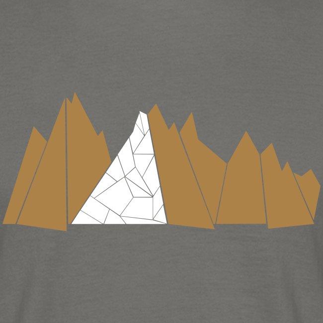 "T-Shirt ""Mountains"""