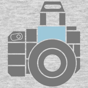 camera 2 colors T-shirts - T-shirt herr