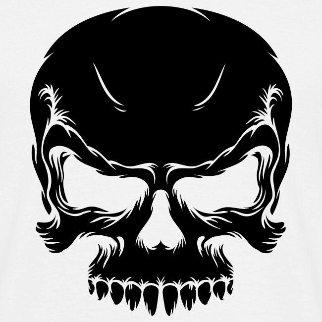 Skull (black)