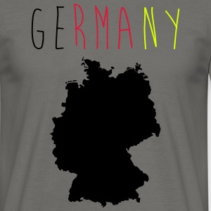 germany Tee shirts - T-shirt Homme