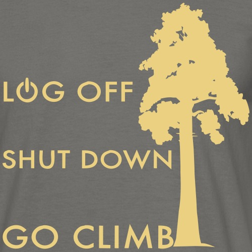 Log Off and Climb