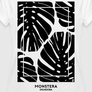 (monstera) T-Shirts - Women's Oversize T-Shirt