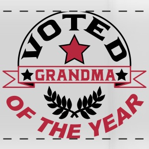 Voted grandma of the year Muggar & tillbehör - Panoramamugg