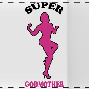 Super godmother Mugs & Drinkware - Panoramic Mug