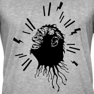 MONKEY T-Shirts - Men's Vintage T-Shirt