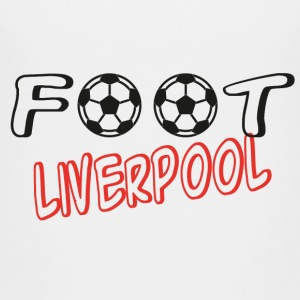 Foot liverpool Shirts - Kids' Premium T-Shirt