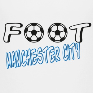 Foot manchester city Shirts - Kids' Premium T-Shirt