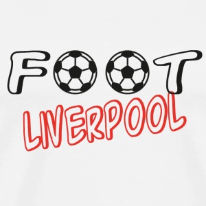Foot liverpool T-Shirts - Men's Premium T-Shirt