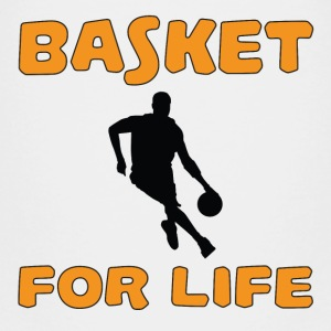 Basket for life Shirts - Kids' Premium T-Shirt