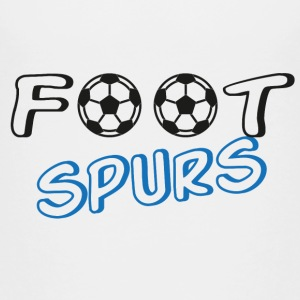 Foot spurs Shirts - Kids' Premium T-Shirt