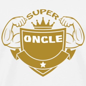 Super oncle Tee shirts - T-shirt Premium Homme