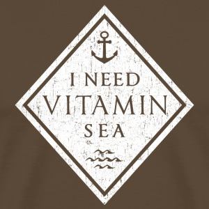 NEED VITAMIN SEA T-Shirts - Men's Premium T-Shirt