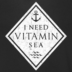 NEED VITAMIN SEA T-Shirts - Men's V-Neck T-Shirt