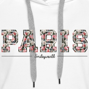 SmileyWorld PARIS - Women's Premium Hoodie