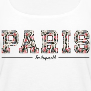 SmileyWorld PARIS - Dame Premium tanktop