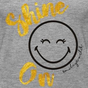 SmileyWorld Always shine on - Women's Premium Tank Top
