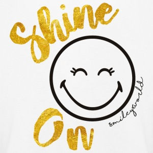 SmileyWorld Always shine on - Børne premium T-shirt med lange ærmer