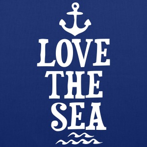 LOVE THE SEA Bags & Backpacks - Tote Bag