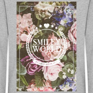 SmileyWorld Various Flowers In Bloom - Långärmad premium-T-shirt barn